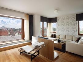维谢赫拉德公寓式酒店