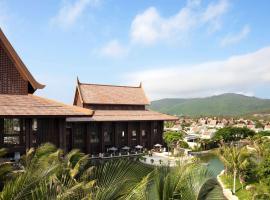 三亚亚龙湾铂尔曼别墅度假酒店,位于三亚的酒店
