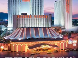 Circus Circus Hotel, Casino & Theme Park,位于拉斯维加斯的酒店