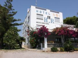 Hotel Sol, 贝尼卡洛