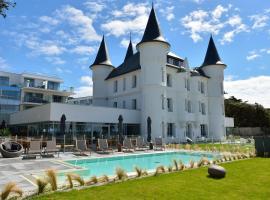拉波勒湾塔林城堡海水浴疗法Spa酒店, 波尔尼谢