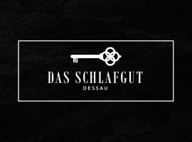 Das Schlafgut Dessau,位于德绍的酒店
