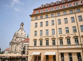 施泰根博阁萨克斯饭店,位于德累斯顿的酒店
