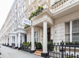 诺丁山大门酒店,位于伦敦波多贝罗路市集附近的酒店