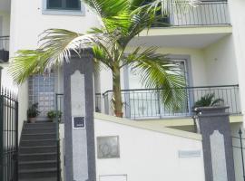 马德拉岛山顶别墅
