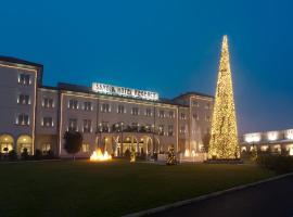 萨沃亚摄政酒店, 博洛尼亚