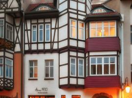 Boutique-Hotel Anno 1910,位于韦尼格罗德的酒店