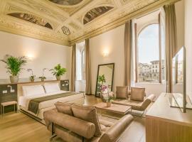 Alfieri Signature Suites - Alfieri Collezione,位于佛罗伦萨的酒店