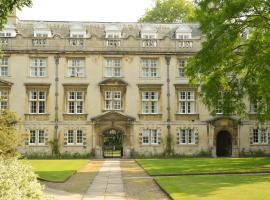 剑桥基督学院住宿加早餐旅馆,位于剑桥的酒店