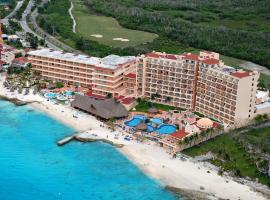 衣可美诺海滩度假酒店 - 全包,位于科苏梅尔的度假村