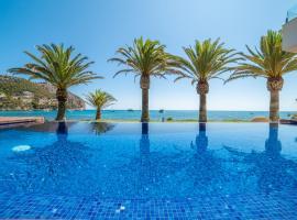 梅尔比奇Spa酒店 - 仅限成人,位于坎亚梅尔的酒店