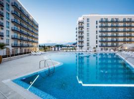 依莫尔提思盖皮瑞博热尼卡托公寓式酒店,位于阿德勒的酒店