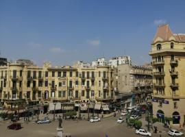TULIP HOTEL,位于开罗的酒店