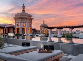 Santa Catalina, a Royal Hideaway Hotel 5*GL,位于大加那利岛拉斯帕尔马斯的酒店