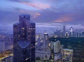 深圳柏悦酒店,位于深圳深圳会展中心附近的酒店