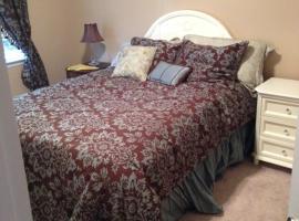Comfy Room in Safe House