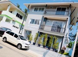 Jeerawan House,位于苏梅岛的酒店