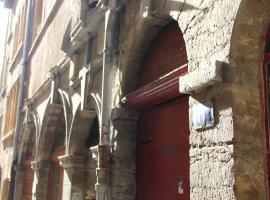 里昂古老公寓