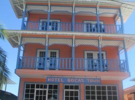 博卡斯塔诺酒店, 博卡斯德尔托罗
