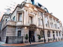 Stock Exchange Hotel,位于曼彻斯特的酒店