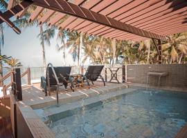 长滩岛华文酒店,位于长滩岛的酒店