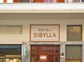 赛比拉酒店, 特尔斐