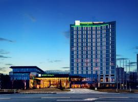 无锡太湖新泽假日酒店,位于无锡苏南硕放国际机场 - WUX附近的酒店