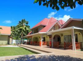经典别墅酒店, 拉迪格岛