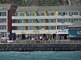 奎西公寓奎西萨那酒店, 黑尔戈兰岛