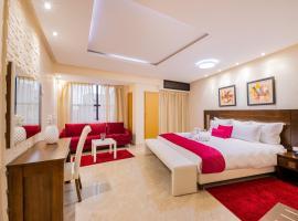 Marrakech Inn Appart-hotel Pool & Spa