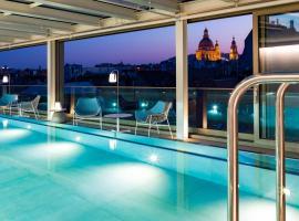 Cortile Budapest Hotel,位于布达佩斯的酒店