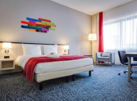 阿姆斯特丹史基浦机场丽笙公园酒店,位于史基浦的酒店