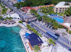 科苏梅尔海滨酒店&潜水度假酒店 ,位于科苏梅尔的度假村