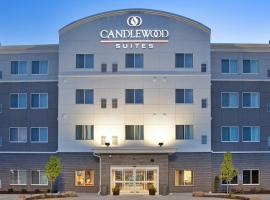 Candlewood Suites Kearney,位于科尔尼的酒店