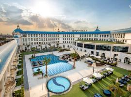 开罗凯宾斯基御美心皇宫酒店,位于开罗的酒店