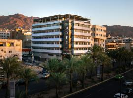 Nairoukh Hotel Aqaba,位于亚喀巴的酒店