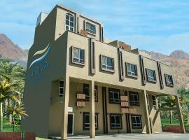La Riva Hotel,位于亚喀巴亚喀巴堡附近的酒店