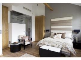 太空公寓,位于伦敦的酒店