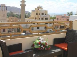 Relax House Hostel,位于亚喀巴皇家游艇俱乐部附近的酒店