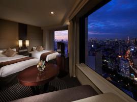 品川王子大饭店,位于东京的酒店
