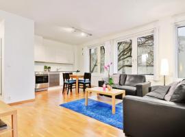 Forenom Serviced Apartments Oslo Bislett