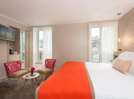 维克艾菲尔酒店,位于巴黎的酒店
