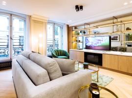 HighStay - Louvre / Notre Dame Serviced Apartments,位于巴黎的公寓