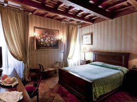 Castle of Glamour XVI century Luxury Apartments,位于罗马的公寓