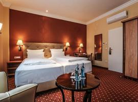 马克酒店,位于曼海姆的酒店