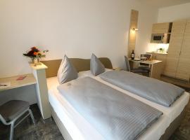 Petul Apart Hotel An'ne 40,位于波鸿的酒店