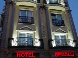 贝戈利酒店, 普里什蒂纳