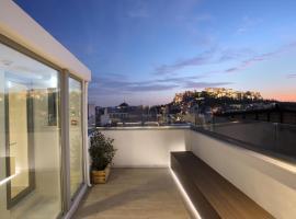 Hestia - Romvis 9,位于雅典的公寓