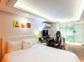 i Hotel 旅馆       ,位于桃园市桃园机场 - TPE附近的酒店