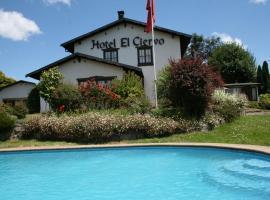 驯鹿酒店, Villarrica